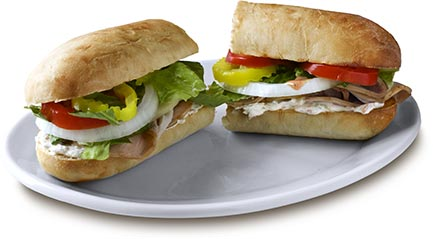 Roasted Chicken Sub